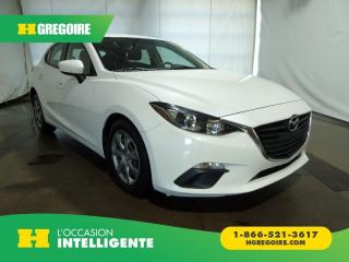 Used 2015 Mazda MAZDA3 Gx Sport A/c for sale in St-Léonard, QC