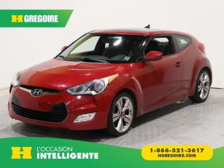 Used 2013 Hyundai Veloster TECH GR ELECT for sale in St-Léonard, QC