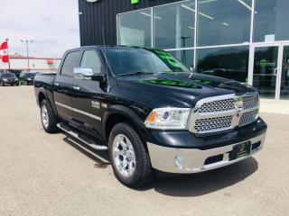 Used 2013 RAM 1500 Laramie for sale in Ingersoll, ON