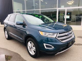 Used 2016 Ford Edge SEL for sale in Ingersoll, ON