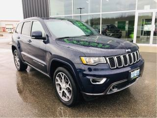 Used 2018 Jeep Grand Cherokee Limited, Remote Start, Power Lift Gate & MORE for sale in Ingersoll, ON