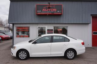 Used 2013 Volkswagen Jetta 2.0L Trendline for sale in Lévis, QC