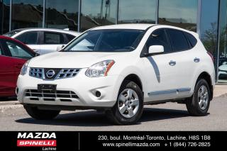 Used 2012 Nissan Rogue ROGUE MODEL S FWD ROGUE S FWD A/C BLUETOOTH for sale in Lachine, QC