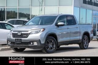 Used 2017 Honda Ridgeline Sport Toit Mags Toit for sale in Lachine, QC