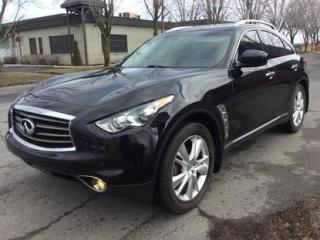 Used 2013 Infiniti EX37 for sale in Drummondville, QC