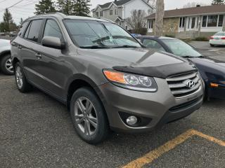 Used 2012 Hyundai Santa Fe GL AWD **V6, SPORT PACK, ONE OWNER** for sale in Mcmasterville, QC