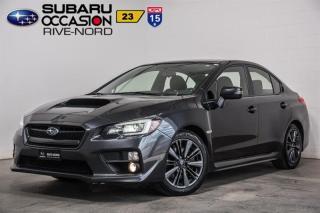 Used 2017 Subaru WRX SPORT for sale in Boisbriand, QC
