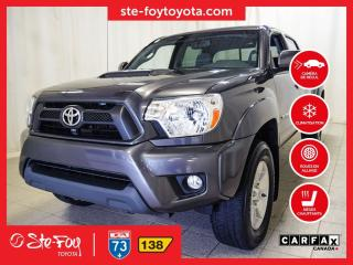 Used 2015 Toyota Tacoma 4x4 Trd Sport Dbl for sale in Québec, QC