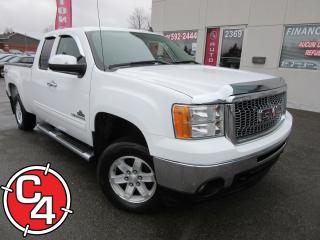 Used 2013 GMC Sierra 1500 Sle 5.3 Kodiac 4x4 for sale in St-Jérôme, QC