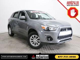 Used 2014 Mitsubishi RVR SE AWD BLUETOOTH for sale in Vaudreuil-Dorion, QC