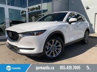 New 2019 Mazda CX-5 Signature for sale in Edmonton, AB