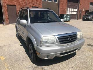 Used 2003 Suzuki Grand Vitara JX for sale in North York, ON