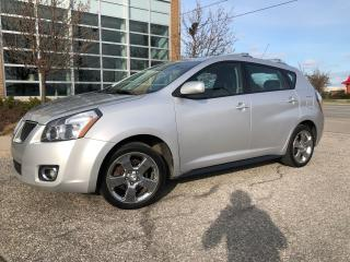 Used 2009 Pontiac Vibe for sale in Brampton, ON