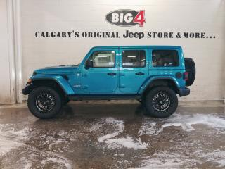 New 2019 Jeep Wrangler Unlimited Sahara 4x4 | BIG 4 CUSTOM for sale in Calgary, AB