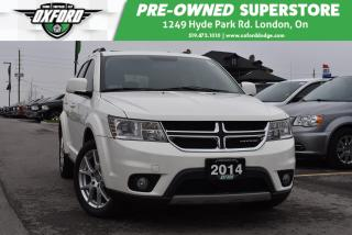 Used 2014 Dodge Journey SXT - UConnect/Bluetooth, Power Seat for sale in London, ON