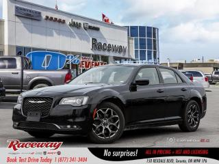 Used 2018 Chrysler 300 S - AWD, 8.4 Media Screen, BT, Back Up Cam for sale in Etobicoke, ON