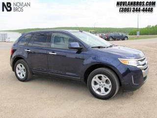 Used 2011 Ford Edge SEL  - Leather Seats for sale in Paradise Hill, SK