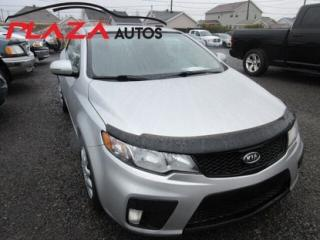 Used 2012 Kia Forte Koup 2.0l Ex M6 for sale in Beauport, QC