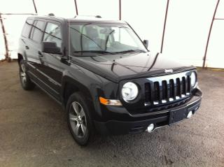 Used 2016 Jeep Patriot Sport/North SUNROOF, HEATED LEATHER SEATING, 6.5 TOUCHSCREEN for sale in Ottawa, ON