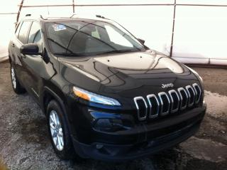 Used 2016 Jeep Cherokee North for sale in Ottawa, ON