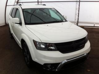 Used 2018 Dodge Journey Crossroad for sale in Ottawa, ON