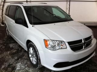 New 2018 Dodge Grand Caravan CVP/SXT SXT Plus w/DVD, Backup Cam, & Uconnect Handsfree for sale in Ottawa, ON