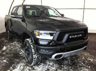 New 2019 RAM 1500 Rebel for sale in Ottawa, ON