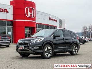 Used 2015 Honda CR-V Touring for sale in Milton, ON