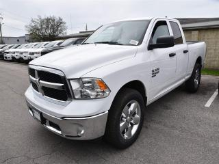 New 2019 RAM 1500 Classic SXT Plus|LED BED LIGHTS|KEYLESS ENTRY|BACKUP CAM for sale in Concord, ON