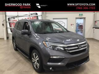 Used 2016 Honda Pilot EX-L for sale in Sherwood Park, AB