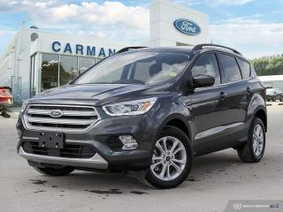 New 2019 Ford Escape SEL 4WD for sale in Carman, MB