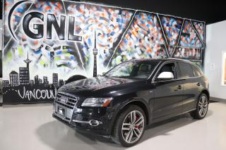 Used 2016 Audi SQ5 3.0T Technik for sale in Concord, ON