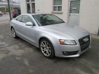 Used 2011 Audi A5 Premium 2.0L AWD runs like new, well maintained. for sale in Toronto, ON