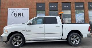 Used 2015 RAM 1500 Big Horn 5.7L HEMI CREWCAB for sale in Concord, ON