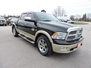 Used 2011 RAM 1500 Laramie Longhorn. 1 owner. Well oiled. Loaded for sale in Gorrie, ON