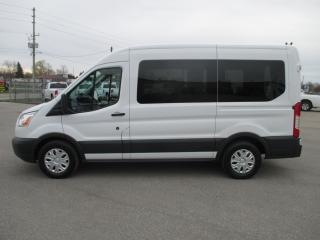 Used 2018 Ford Transit 150 XLT.8 PASSENGER,MED.ROOF. for sale in London, ON