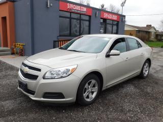 Used 2013 Chevrolet Malibu LT REMOTE START  * $90 Biweekly for sale in St. Thomas, ON