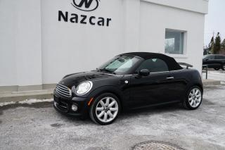 Used 2012 MINI Cooper Roadster CONVERTIBLE NNAVIGATION PREMIUM SPORT for sale in East Gwillimbury, ON