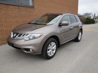 Used 2012 Nissan Murano SV AWD, Pano Sun Roof for sale in Oakville, ON