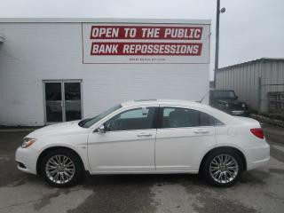 Used 2011 Chrysler 200 Limited for sale in Toronto, ON