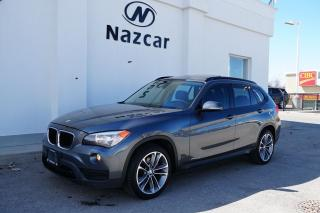 Used 2013 BMW X1 28i for sale in East Gwillimbury, ON