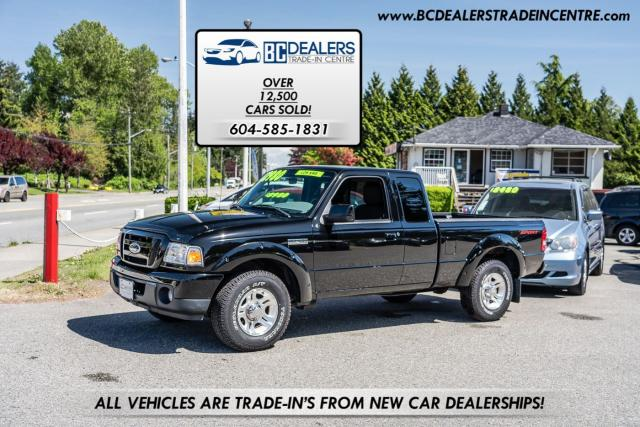 2011 Ford Ranger SPORT Extended Cab, V6, Automatic, Low 132k!