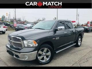 Used 2014 RAM 1500 Big Horn / CREW CAB / NAV / 4X4 for sale in Cambridge, ON
