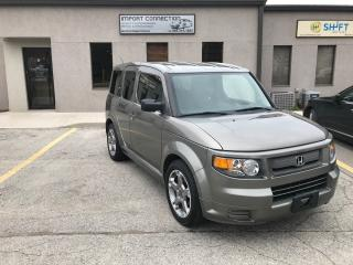 Used 2007 Honda Element SC 2WD 4dr Manual,NEW TIRES,BRAKES and CLUTCH! for sale in Burlington, ON