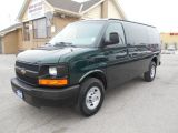 Photo of Green 2013 Chevrolet Express 2500