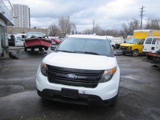Used 2013 Ford Explorer 4x4 ex police for sale in North York, ON