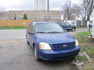 Used 2007 Ford Freestar sxt car go 3 seat for sale in North York, ON
