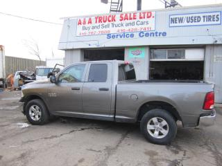 Used 2013 Dodge Ram 1500 4x4 4 door 6 cyl for sale in North York, ON