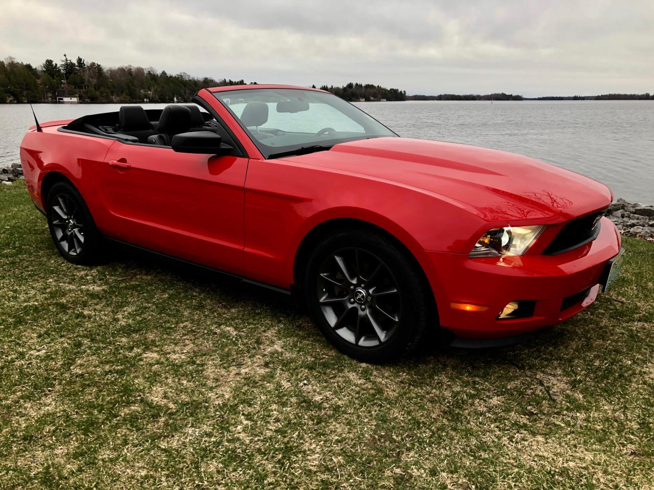Used 2012 ford mustang v6 premium with only 41500 for sale in perth ontario carpages ca