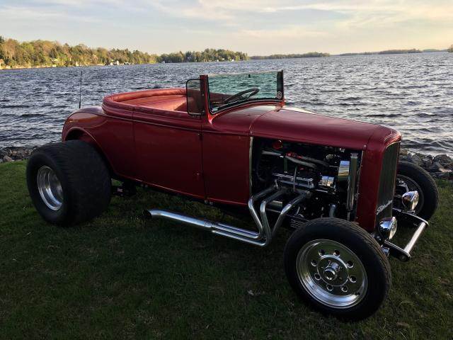 1930 Ford Model A Very high Quality built hot rod only 6500 km